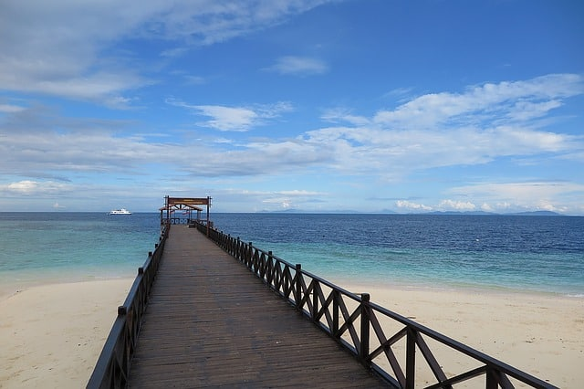 Honeymoon in Malaysia-Sipadan Island
