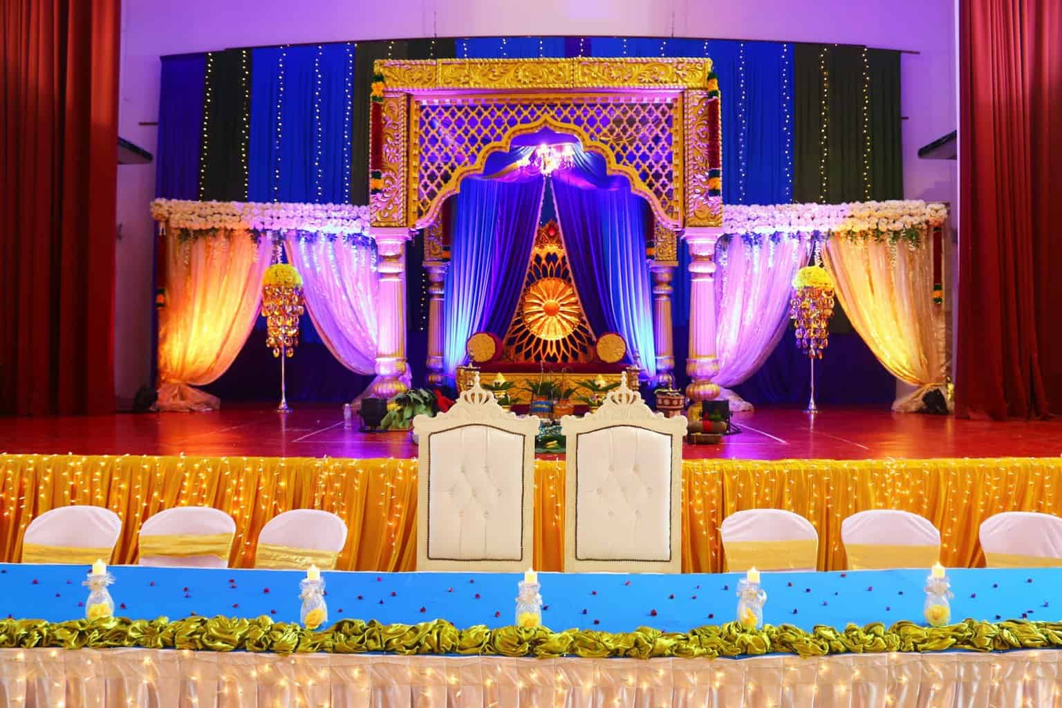4 Indian Wedding Themes for a magnificent look.