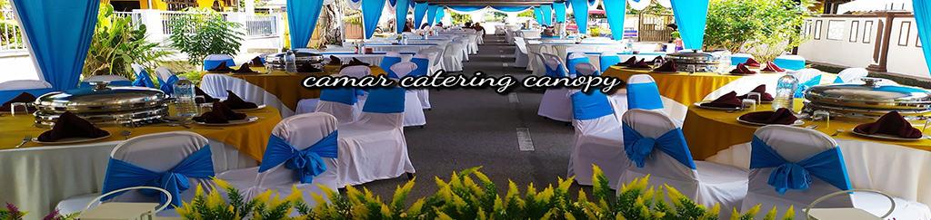 CAMAR Catering & Canopy