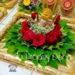 Engagement Trays Decoration By - Amala Dreams Resources