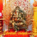 Ganesh Creation