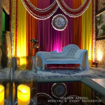 Golden Appeal Wedding and Event Decorator