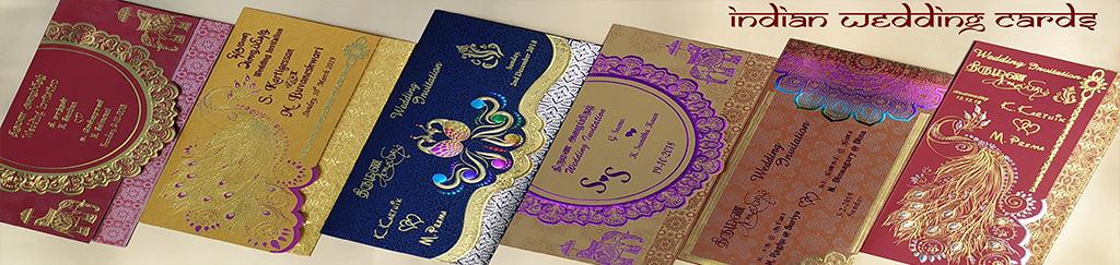 Indian Wedding Cards Malaysia