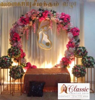 Indian Wedding & Event Deco at Johor