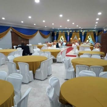 JJ Gold Canopy Rental