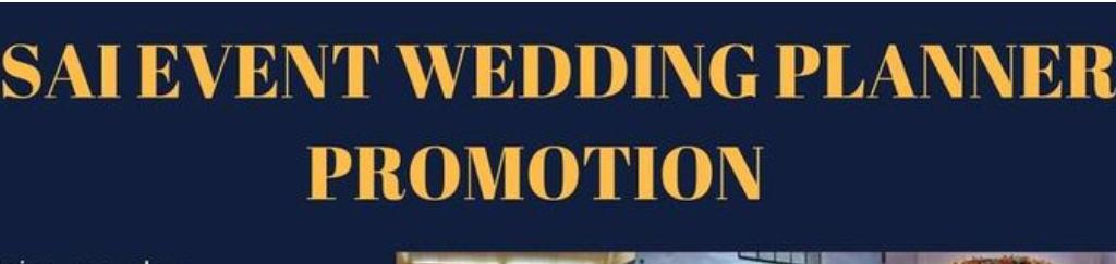 SAI EVENT Wedding Planner