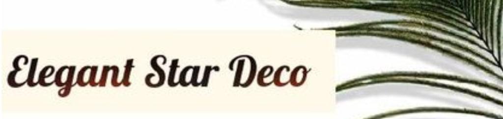 ELEGANT STAR DECO