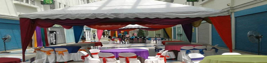 MSYK Canopy Rental