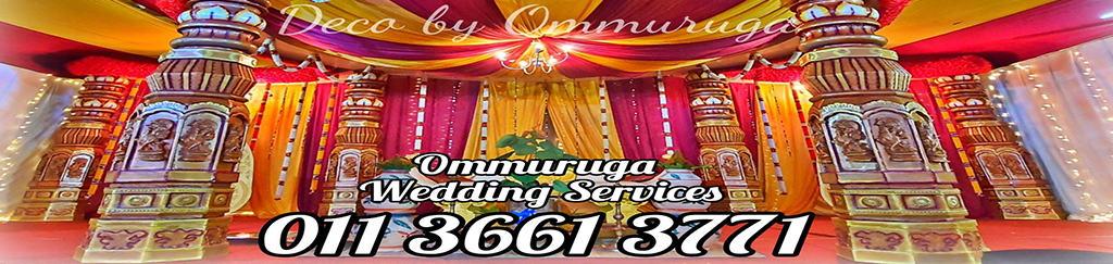 Om Muruga Tangkak Wedding Services