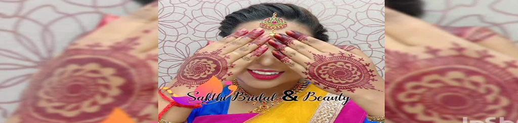 Sakthi Bridal & Beauty Kulim Henna Artist