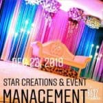 Star Creations & event management