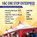 V&C Canopy Rental