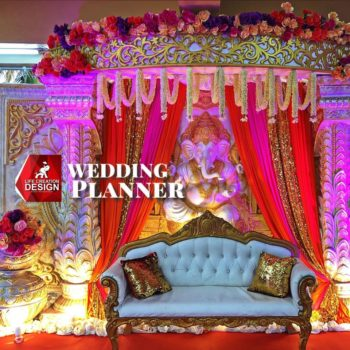 Wedding planner life creation