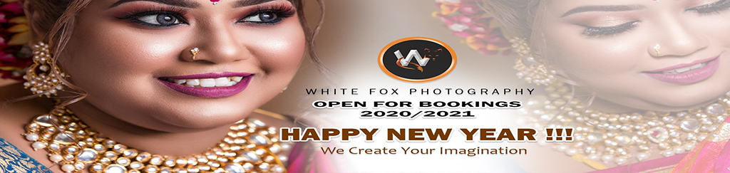 White Fox,Indian Wedding Photography