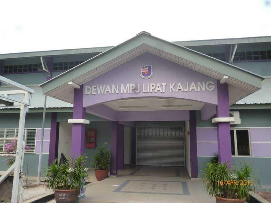 Lipat Kajang Hall