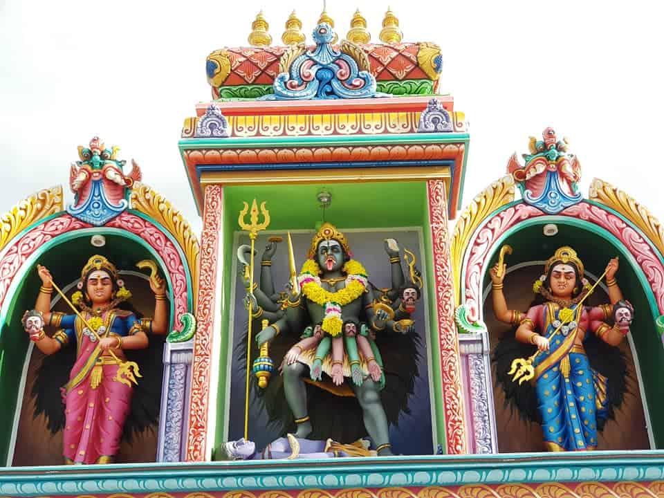 Devi Sri Karu Maha Kaliamman Temple Jasin